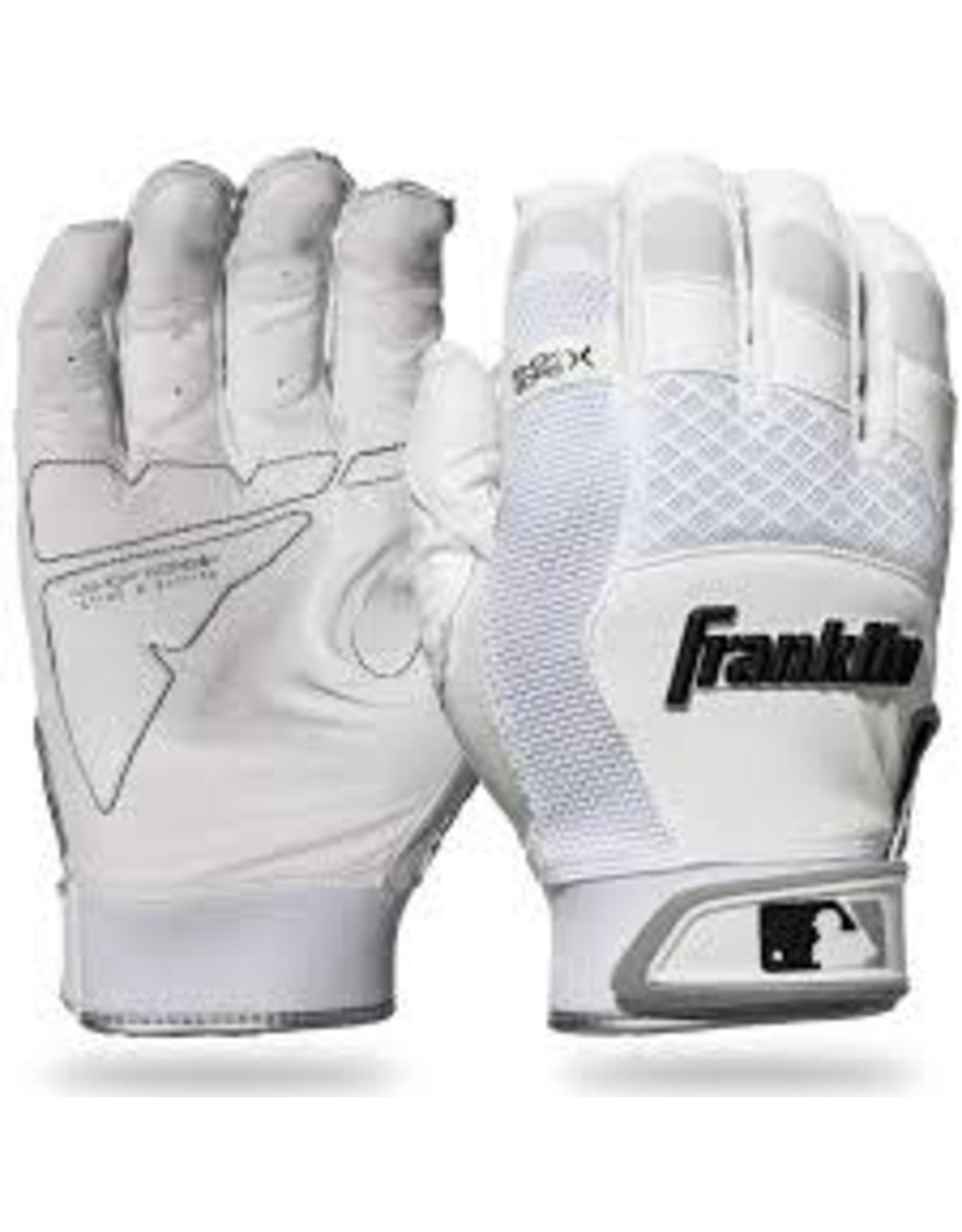 Franklin Franklin - Batting Glove SHOK SORB X -JEUNE YOUTH-