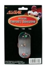 Copy of All Star Umpire Indicators 4 count plastic