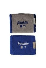 Franklin Franklin BASEBALL/SOFTBALL 4'' WRISTBAND REVERSIBLE