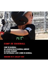 Camp baseball Rosemont 5 juillet U12 (11-12 ans)