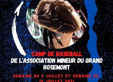 Camps baseball 2021