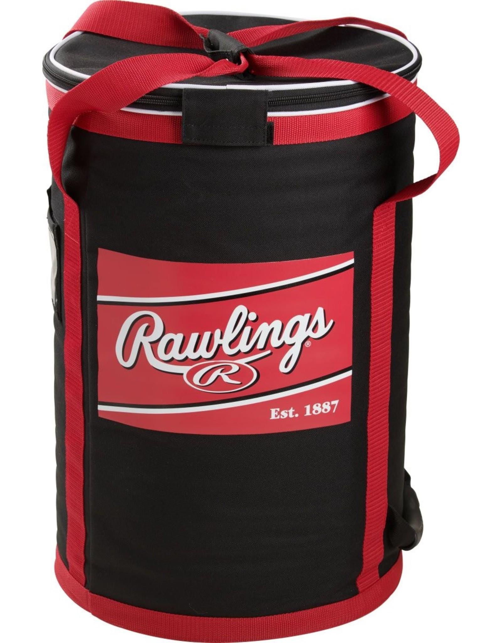 RAWLINGS SOFT SIDE BALL BAG