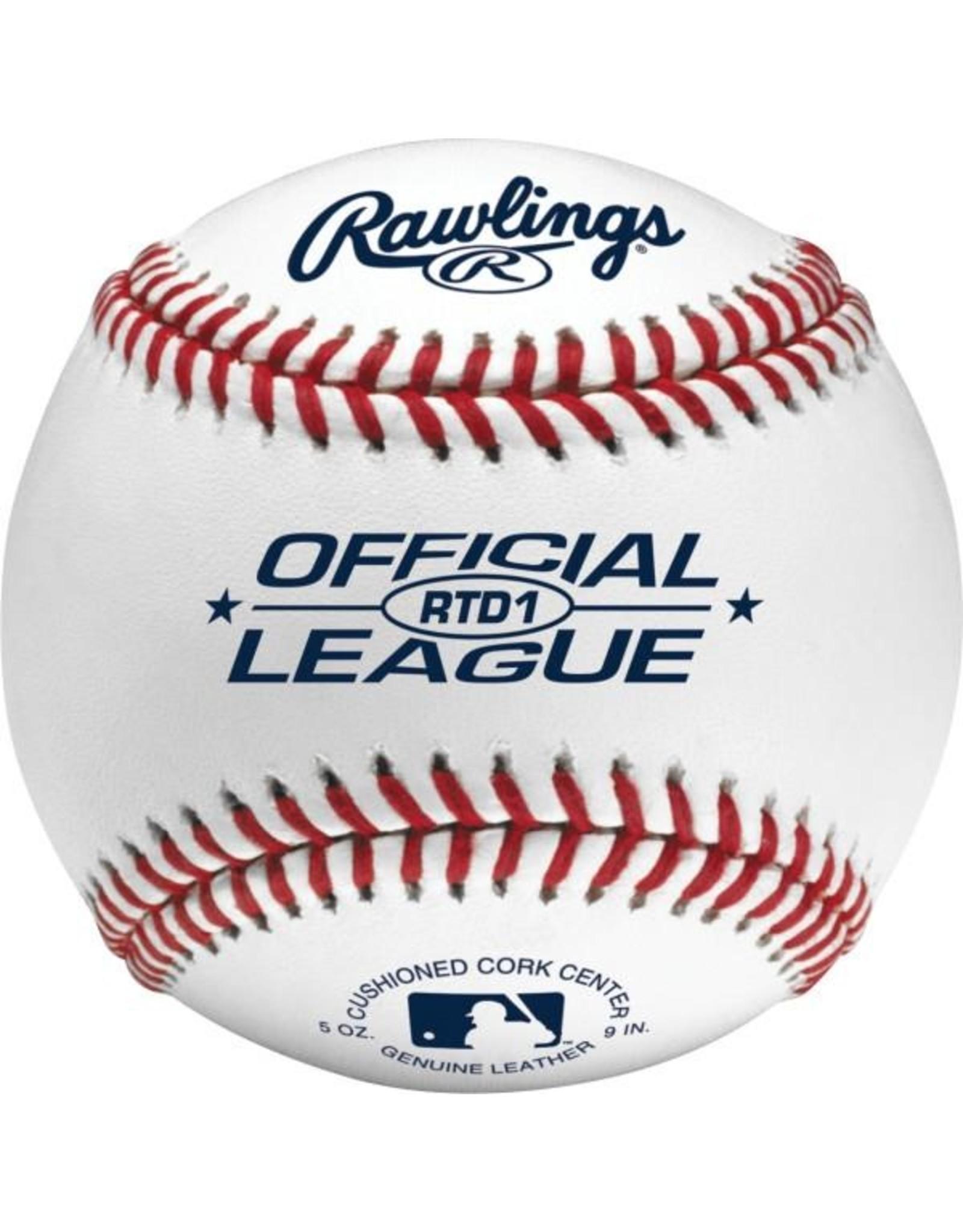 Rawlings Rawlings - 12 Balles 9'' Practice ball RTD1