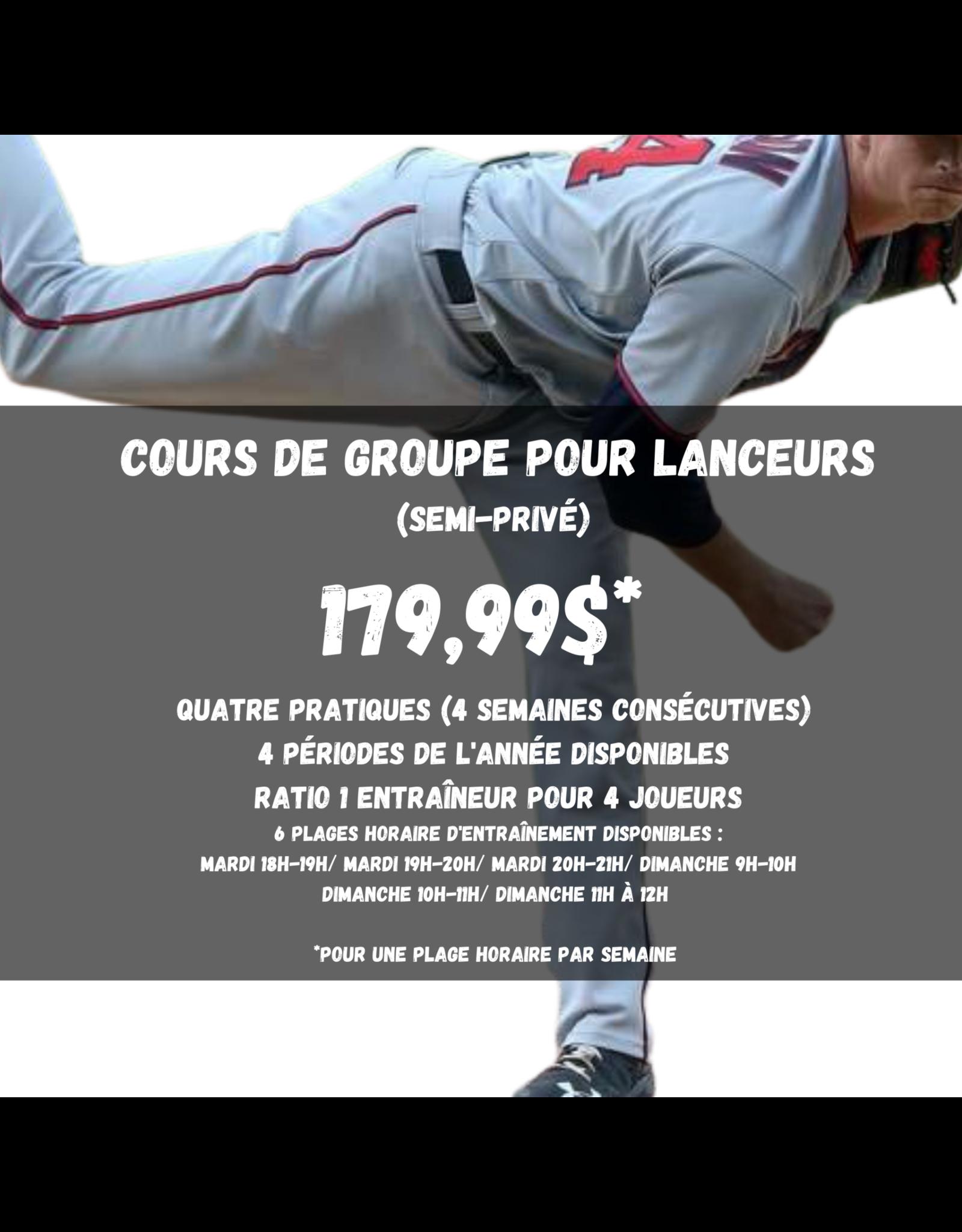 Copy of Cours de groupe Frappeurs U9 (semi-privé)