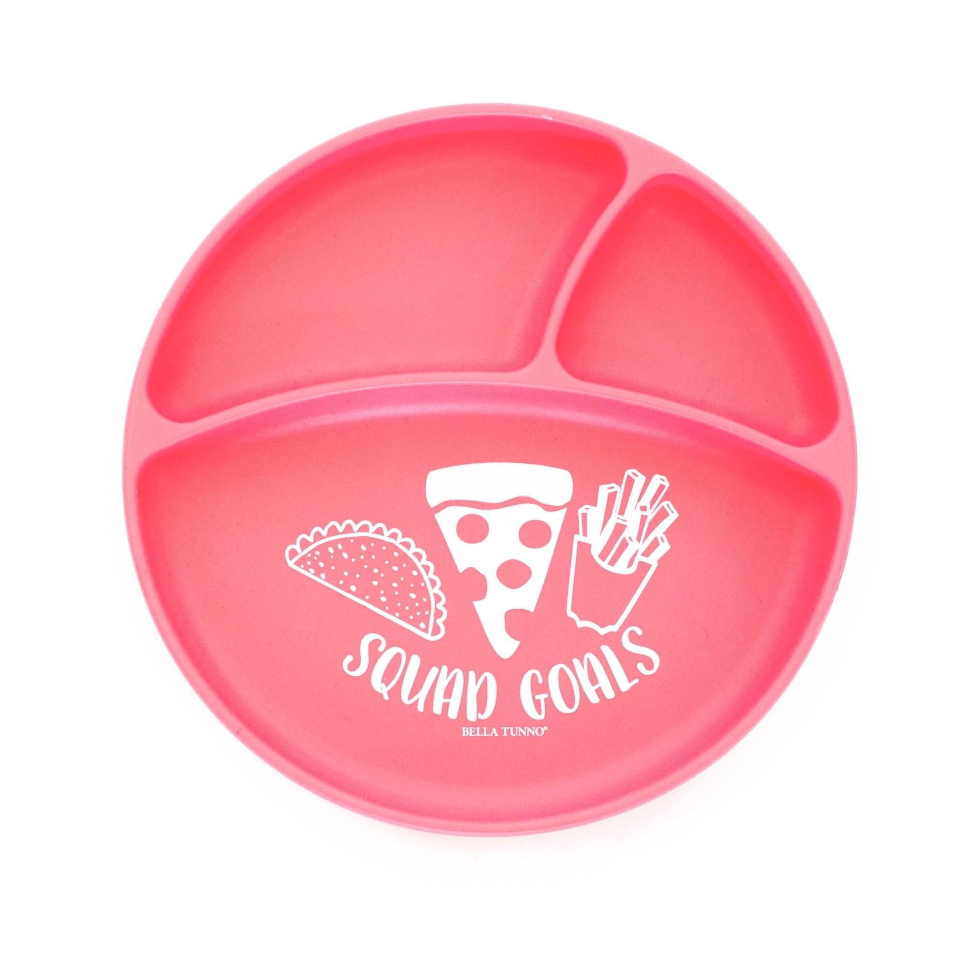 Bella Tunno Squad Goals Wonder Plate