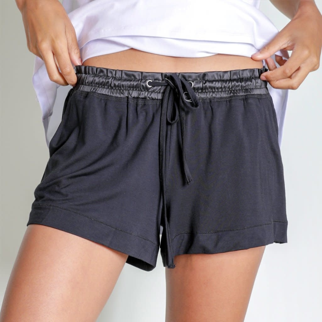 Faceplant Short Shorts with Pockets