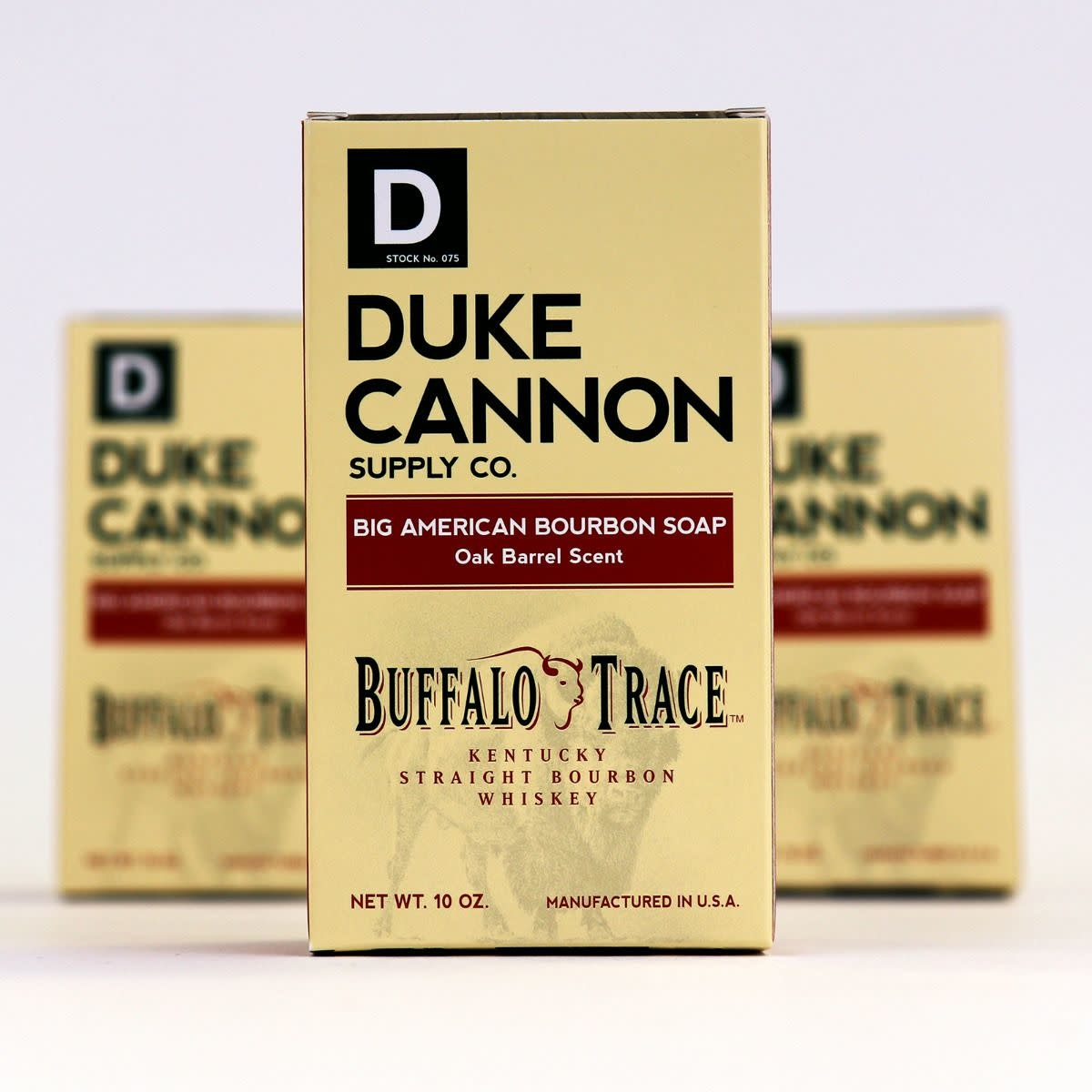 Duke Cannon Big American Bourbon Soap