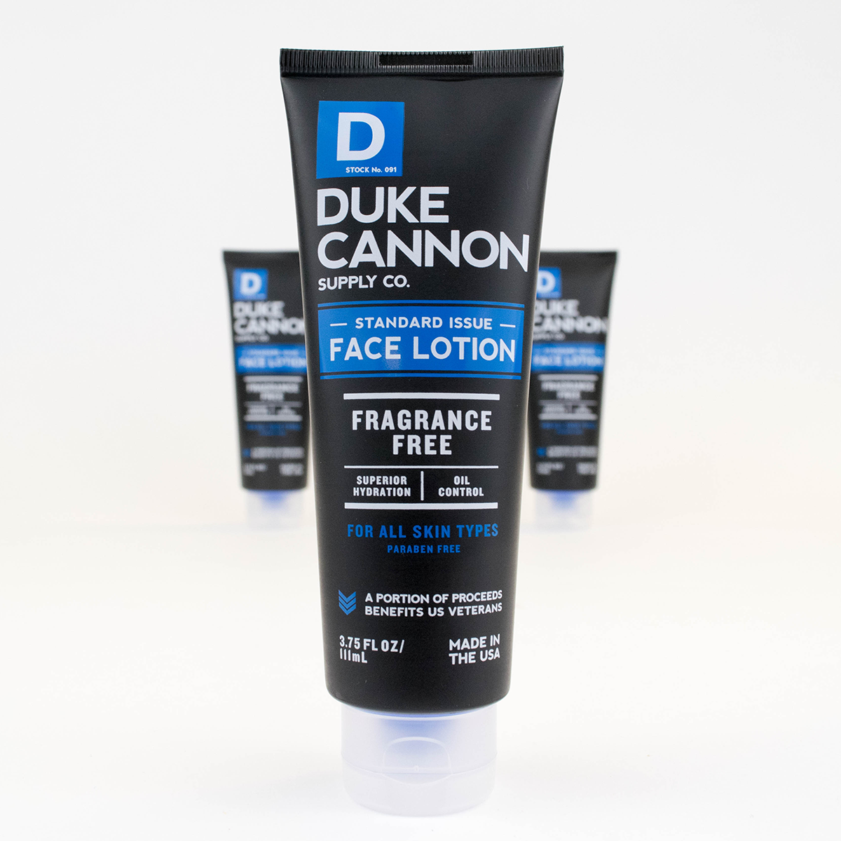 Duke Cannon Standard Issue Face Lotion