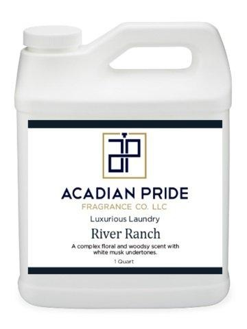 Acadian Pride Fragrance Company River Ranch Laundry Quart