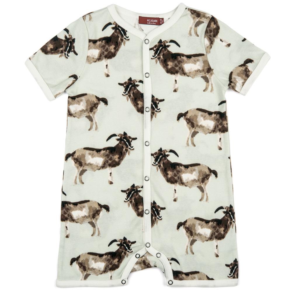 Milkbarn Goat Shortall