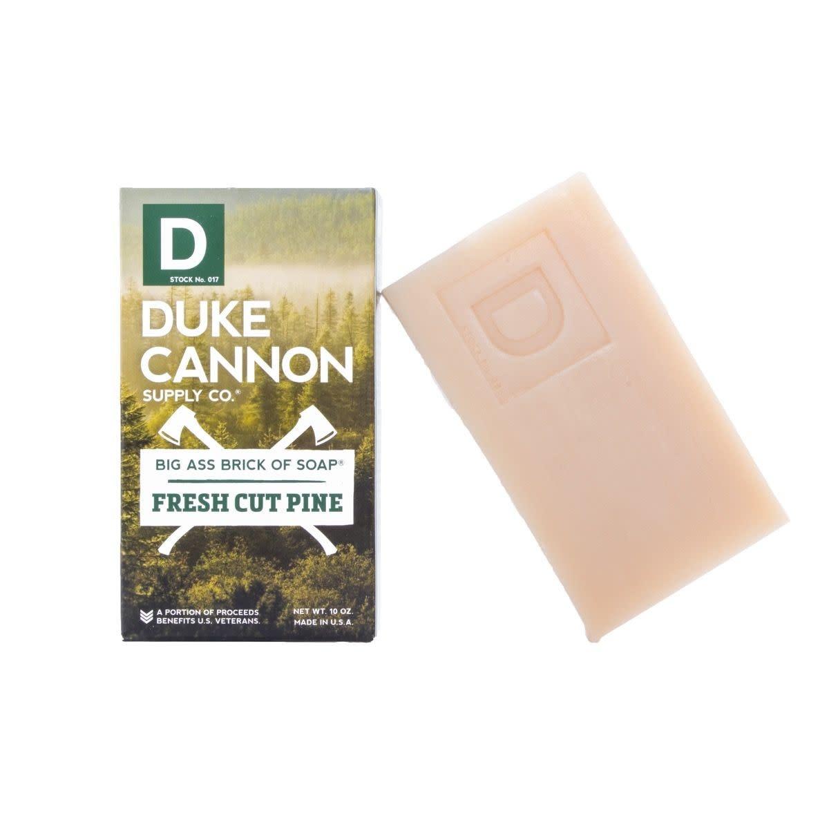 Duke Cannon Fresh Cut Pine Big Ass Brick Of Soap
