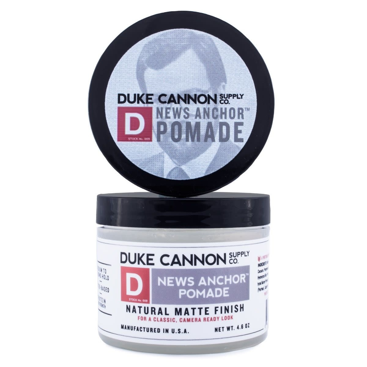 Duke Cannon News Anchor Hair Pomade