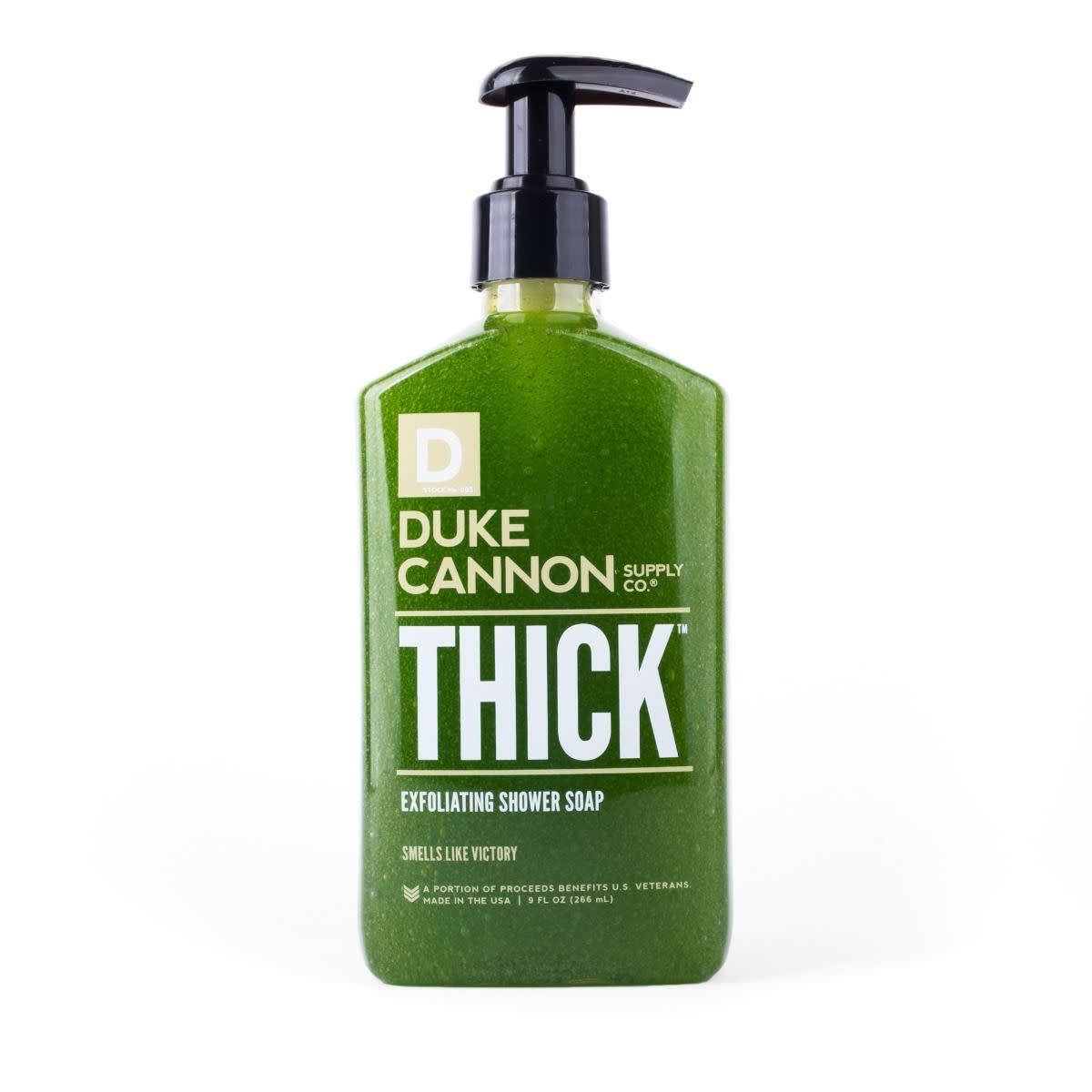 Duke Cannon Victory Thick Exfoliating Shower Soap