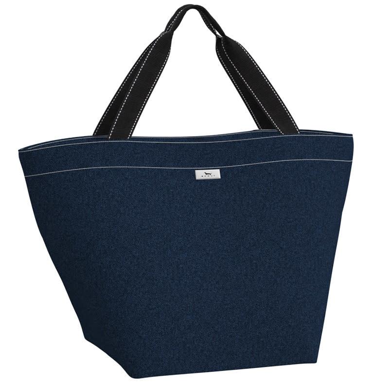 Scout Bags Denim Weekender