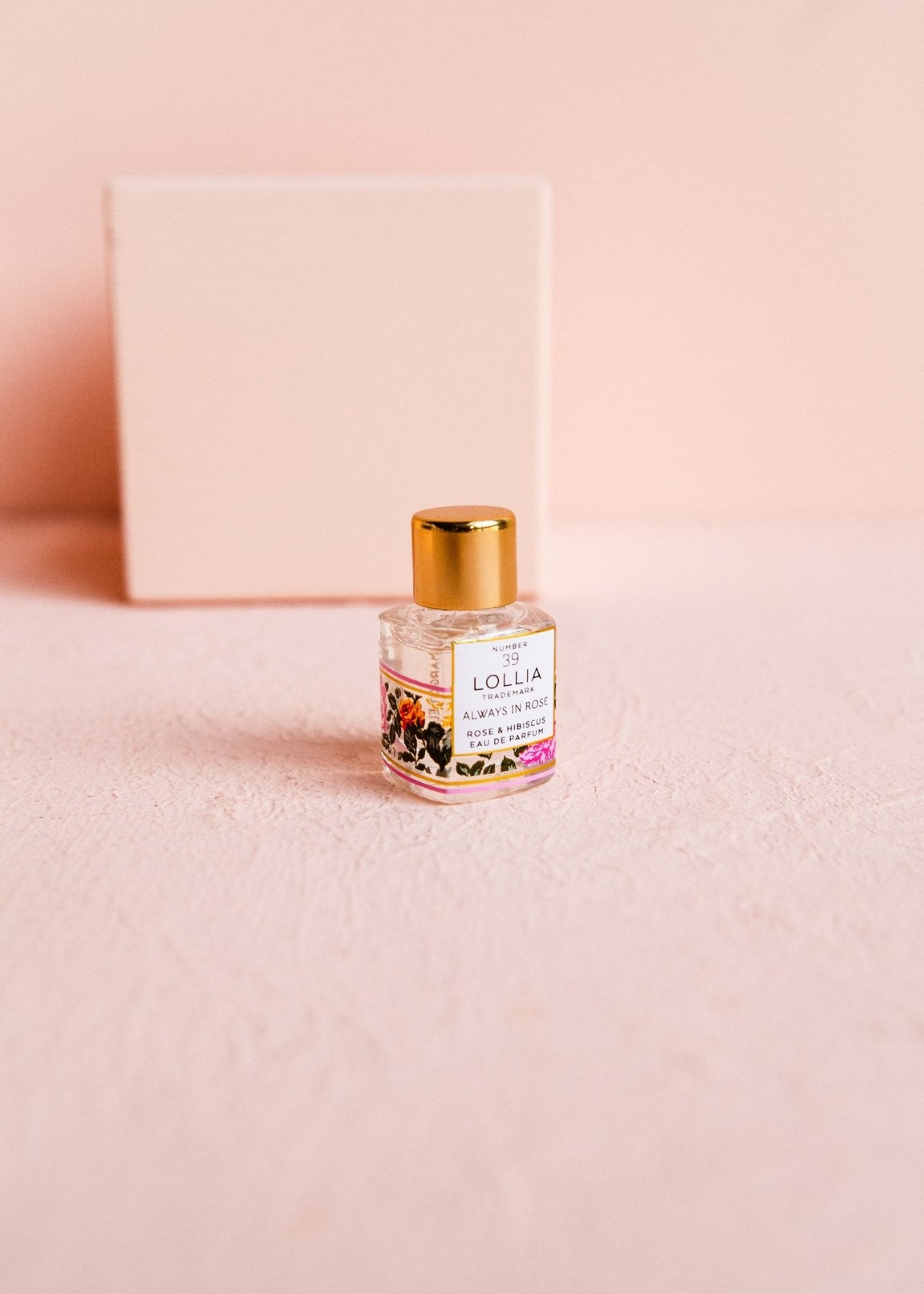 Lollia Always in Rose Little Luxe Perfume