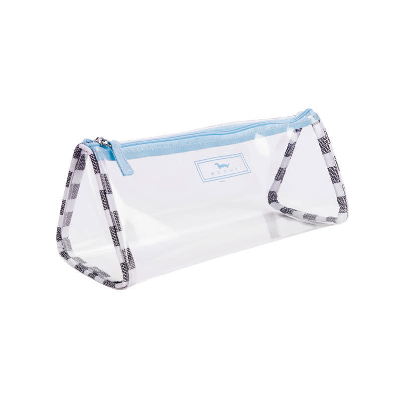 Scout Bags Oxford News Clear Pencil Me In