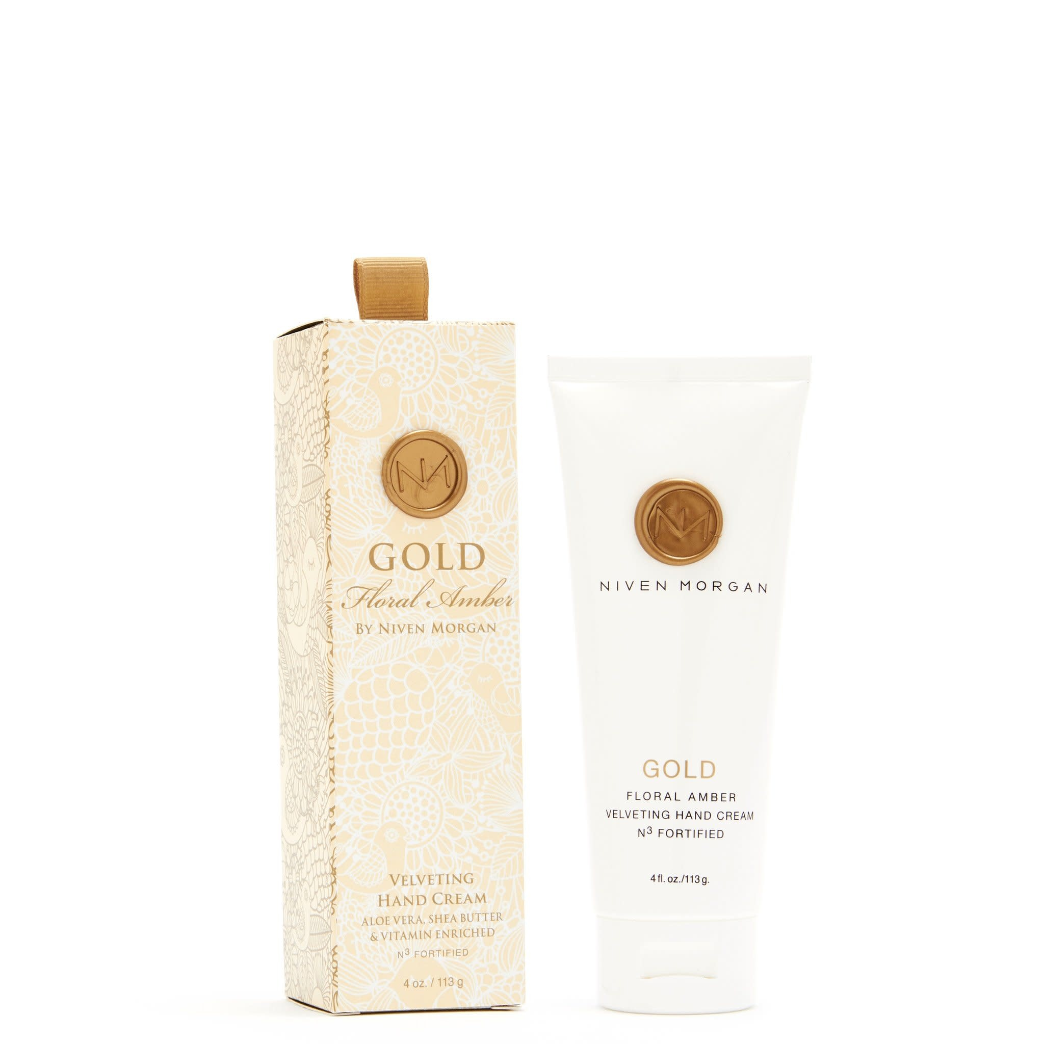 Niven Morgan Niven Morgan 4oz Hand Cream Gold