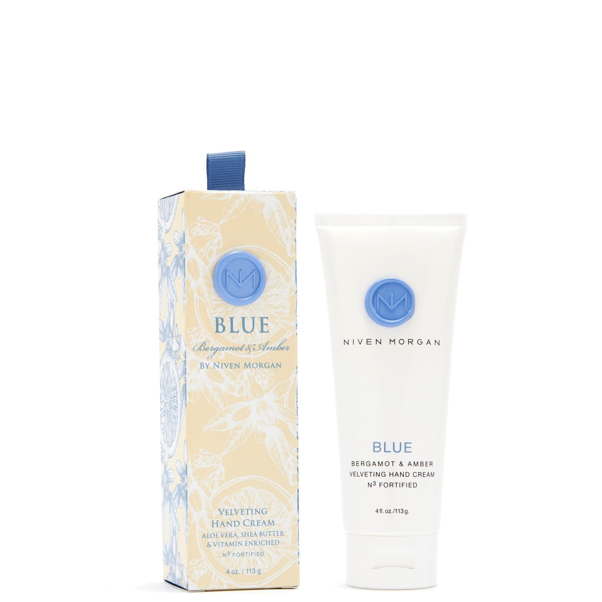 Niven Morgan Blue 4oz Hand Cream