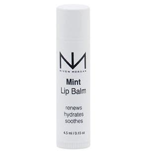 Niven Morgan Mint Lip Balm