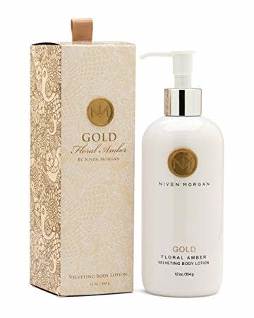 Niven Morgan Niven Morgan Body Lotion Gold