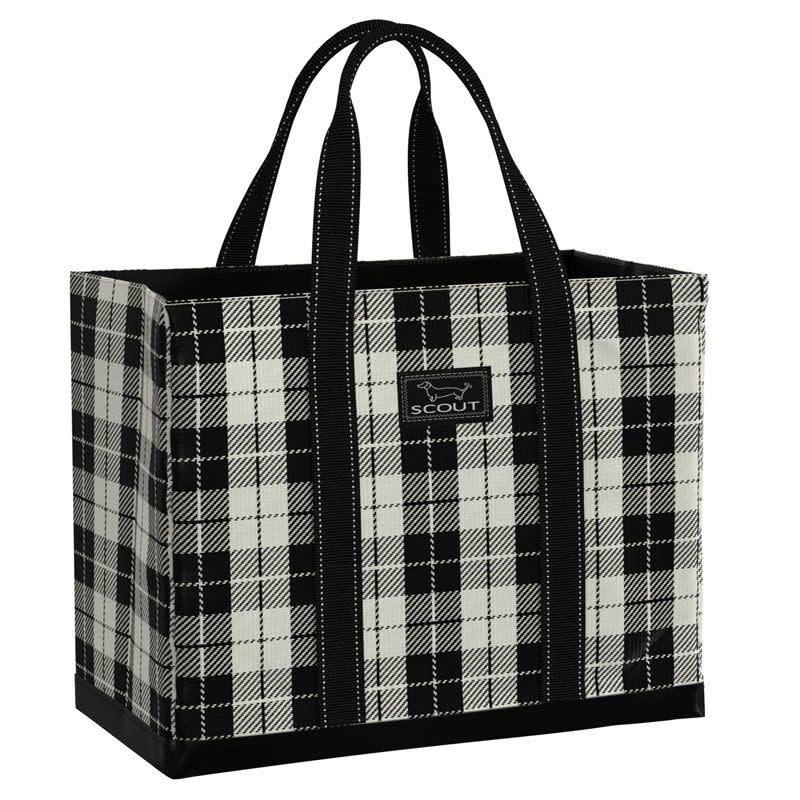Scout Bags Original Deano Plaid Habit