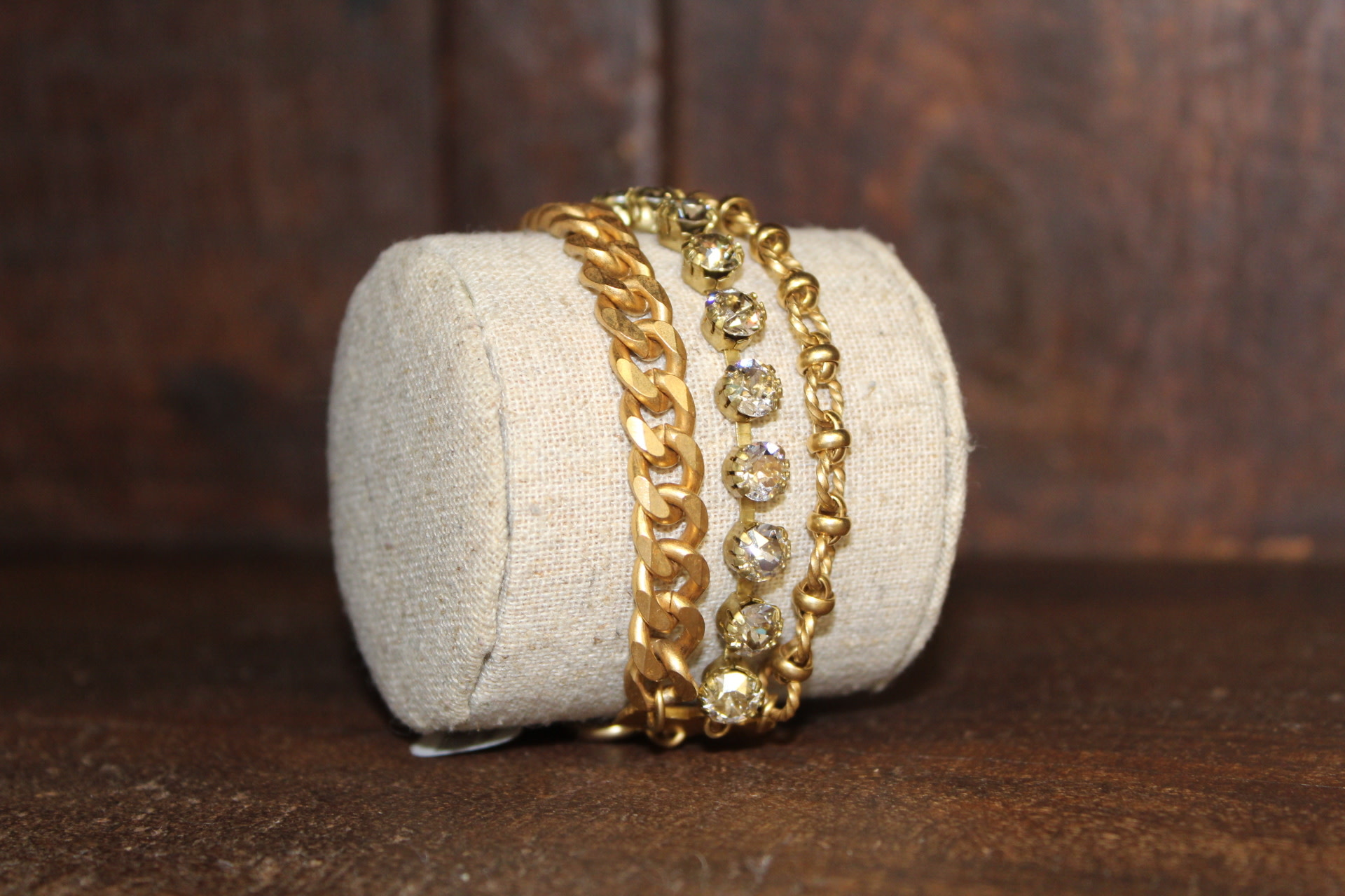 La vie Parisienne Multi Chain Bracelet