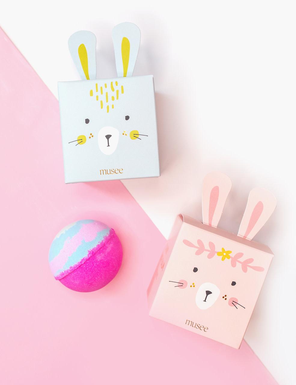 Musee Bunny Box Bath Balm