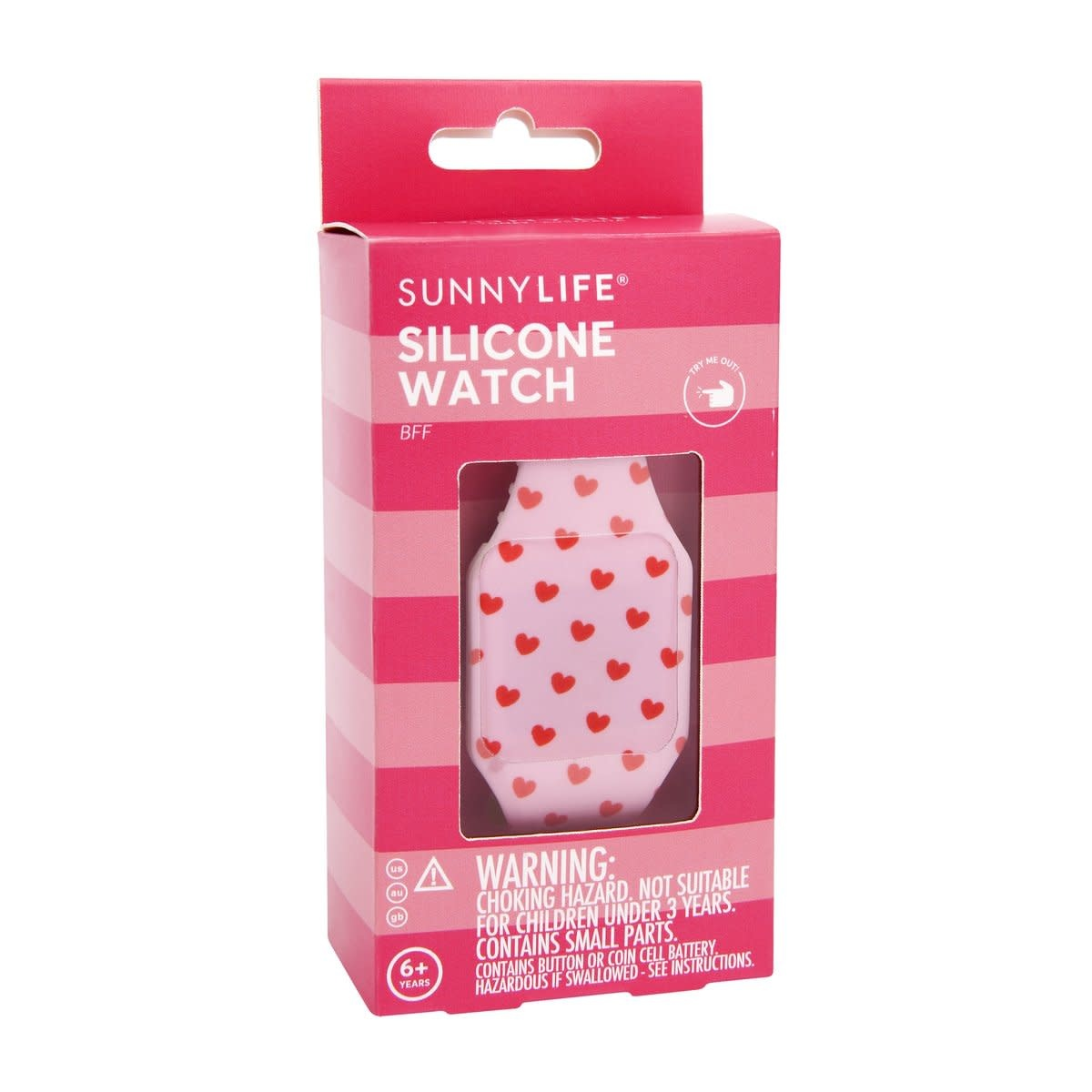 Sunny Life Kids Silicone Watch BFF