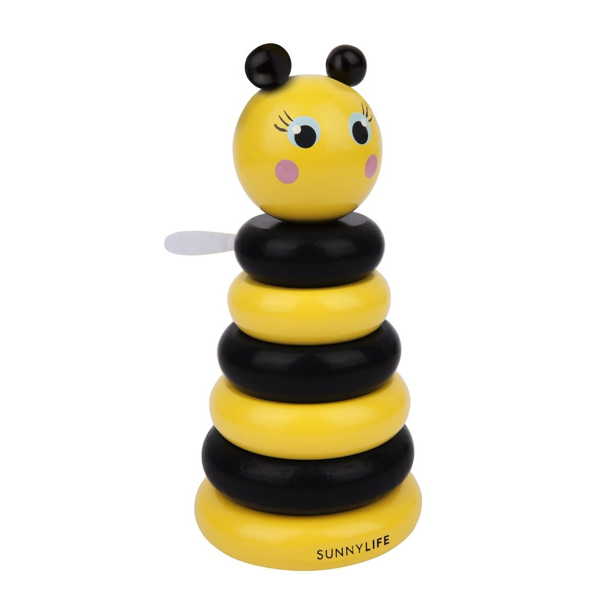 Sunny Life Bee Stacking Toy