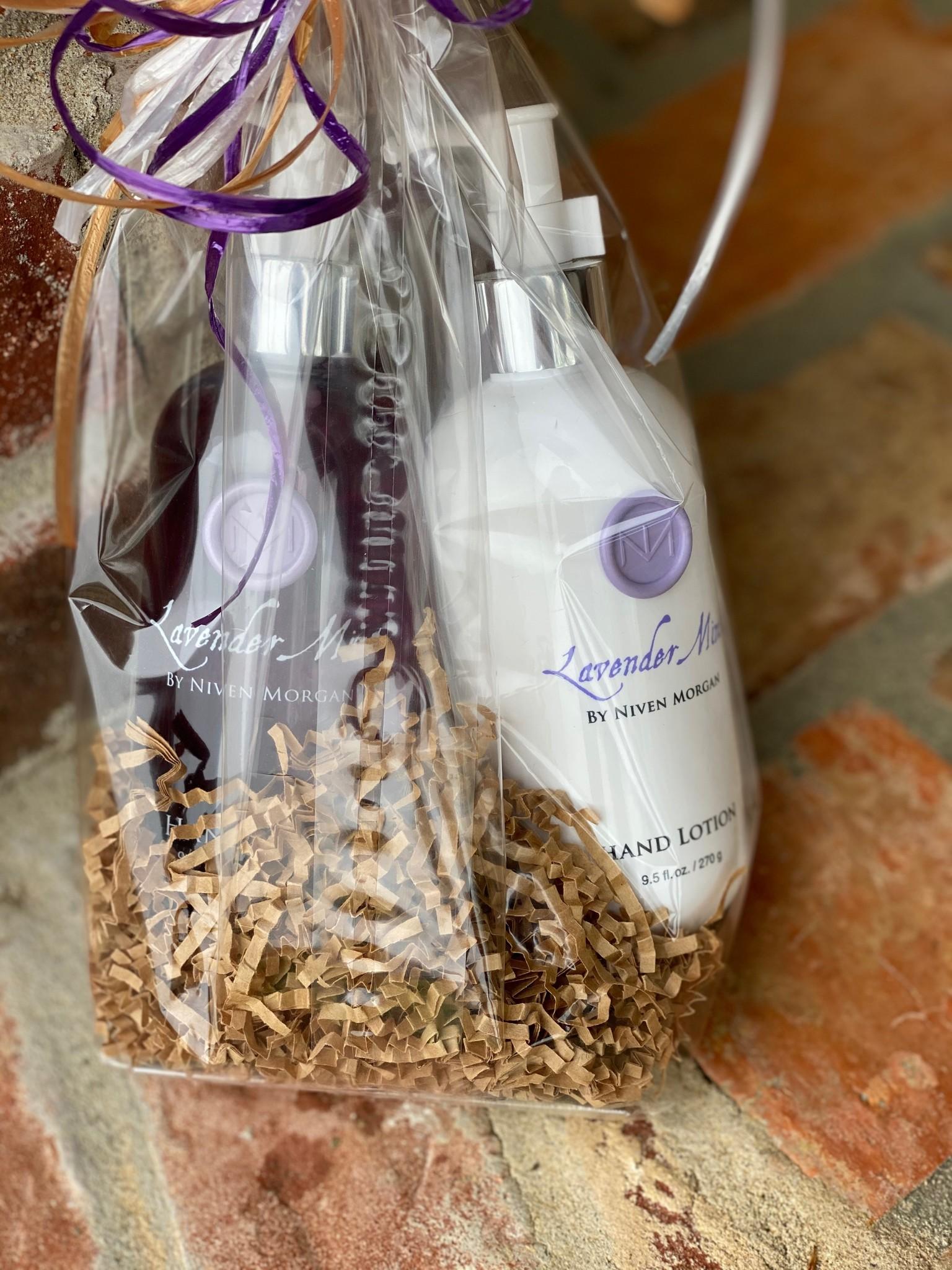 Niven Morgan Niven Morgan Gift Set - Lavender Mint