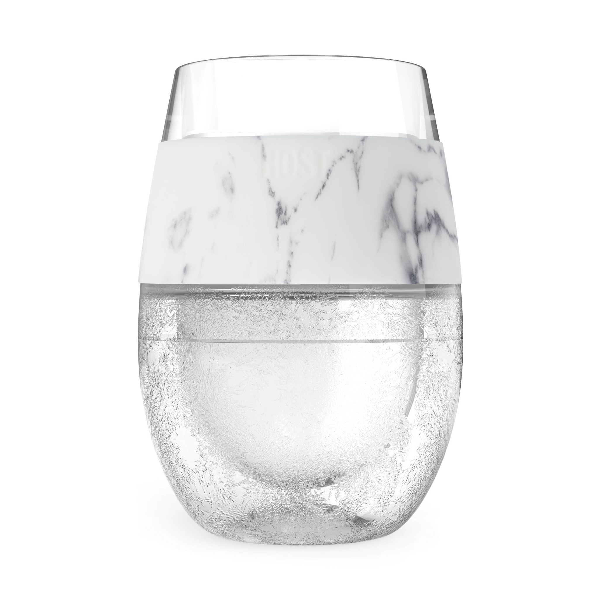 Host Wine Freeze Cooling Cup/Marble