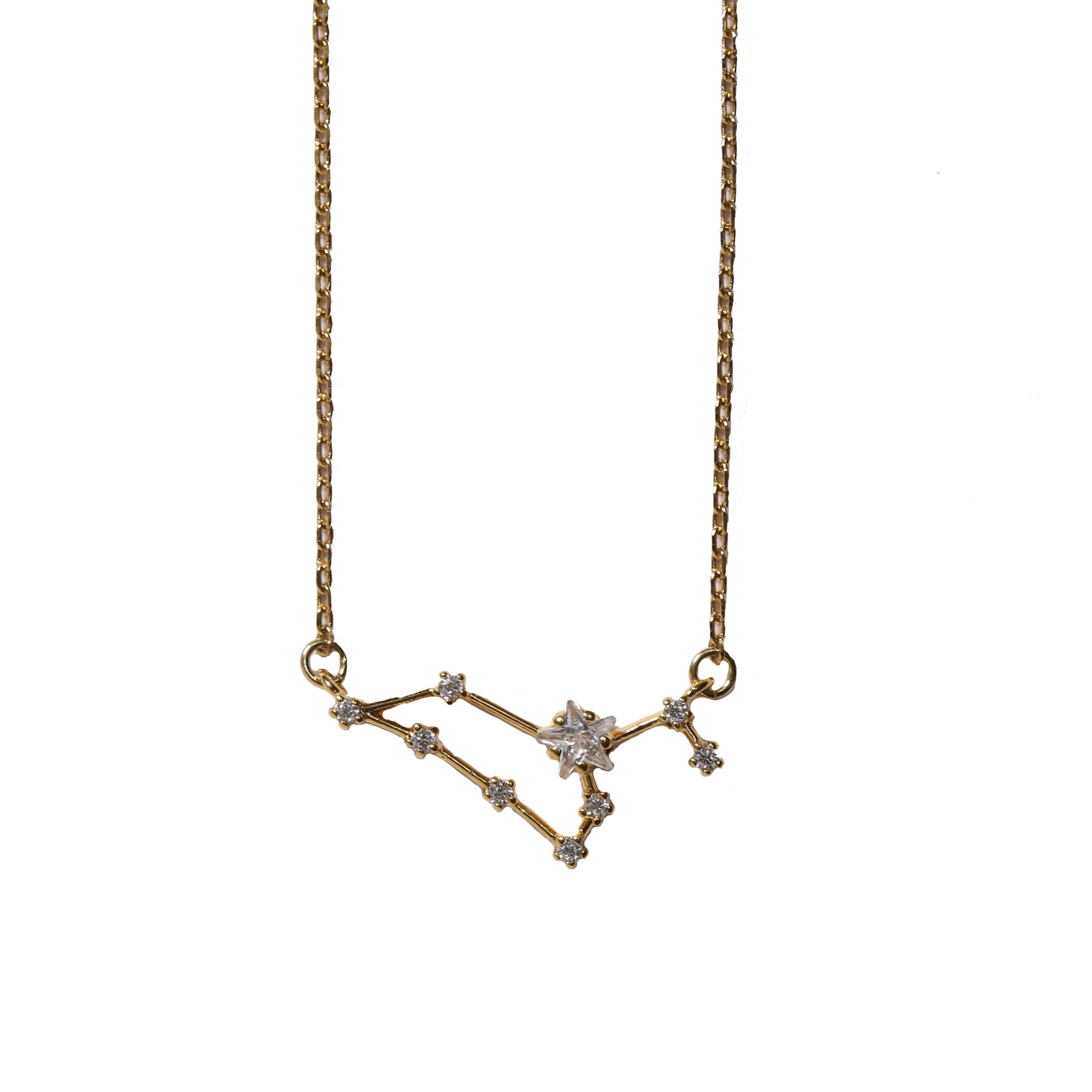 Beaucoup Designs Constellation Necklace