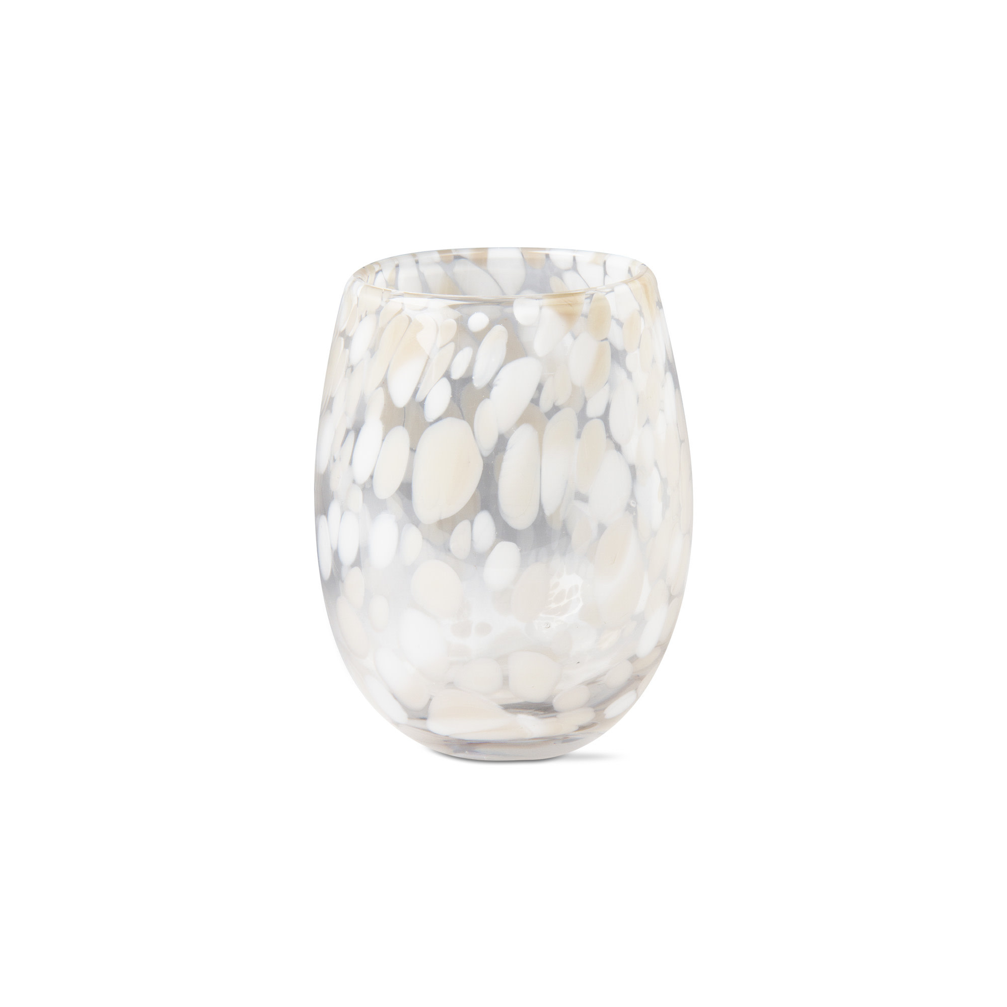 Tag ltd. Confetti Stemless Sand