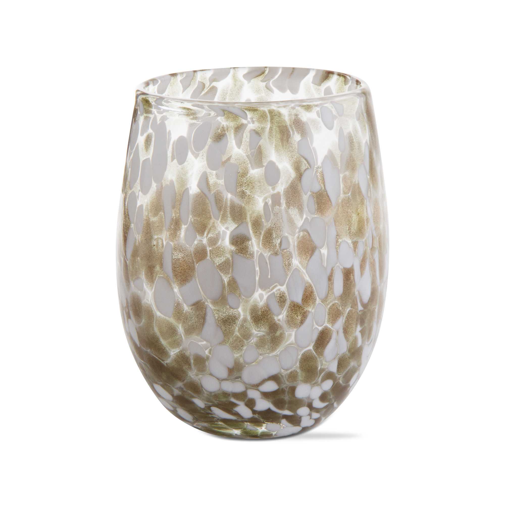 Tag ltd. Confetti Stemless Gold