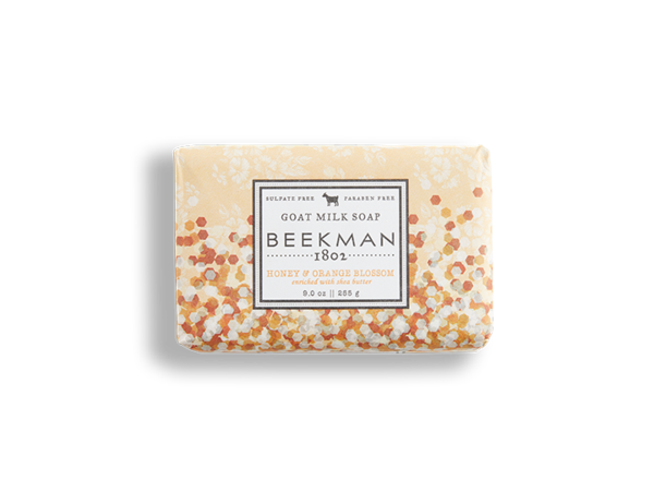 Beekman 1802 Honey & Orange Blossom Bar Soap