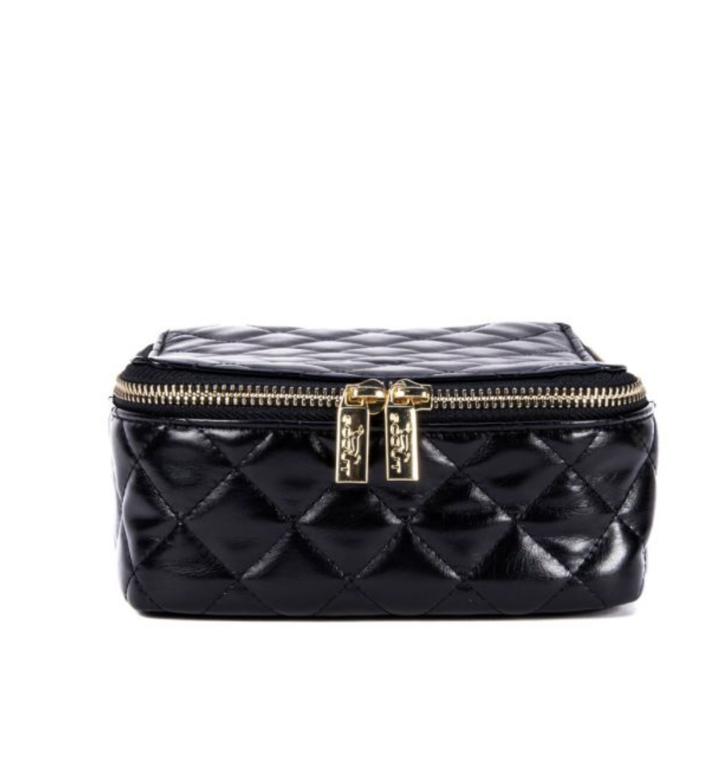 Scout Bags Hidden Gem-Black Quilted