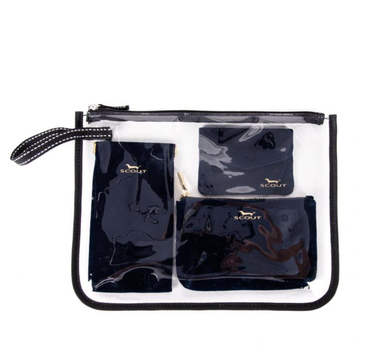 Scout Bags Ready Set Go-Navy Velvet