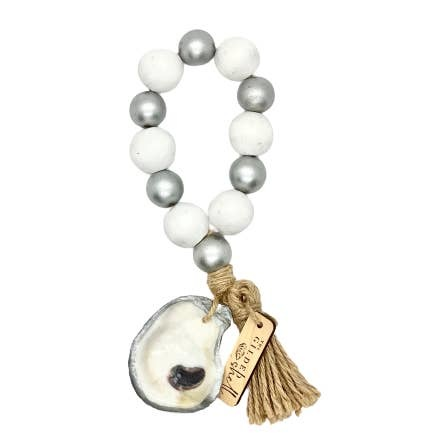 The Gilded Shell The Tide Pool Boho-Holiday Silver