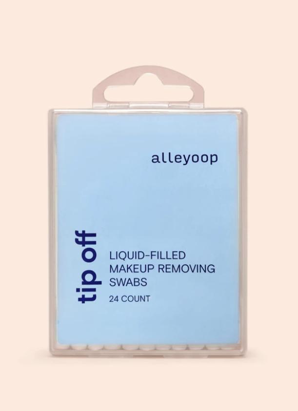 Alleyoop Tip Off Makeup Removing Swabs