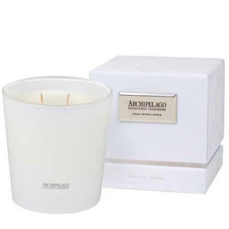 Archipelago Winter Frost Half Kilo Boxed Candle