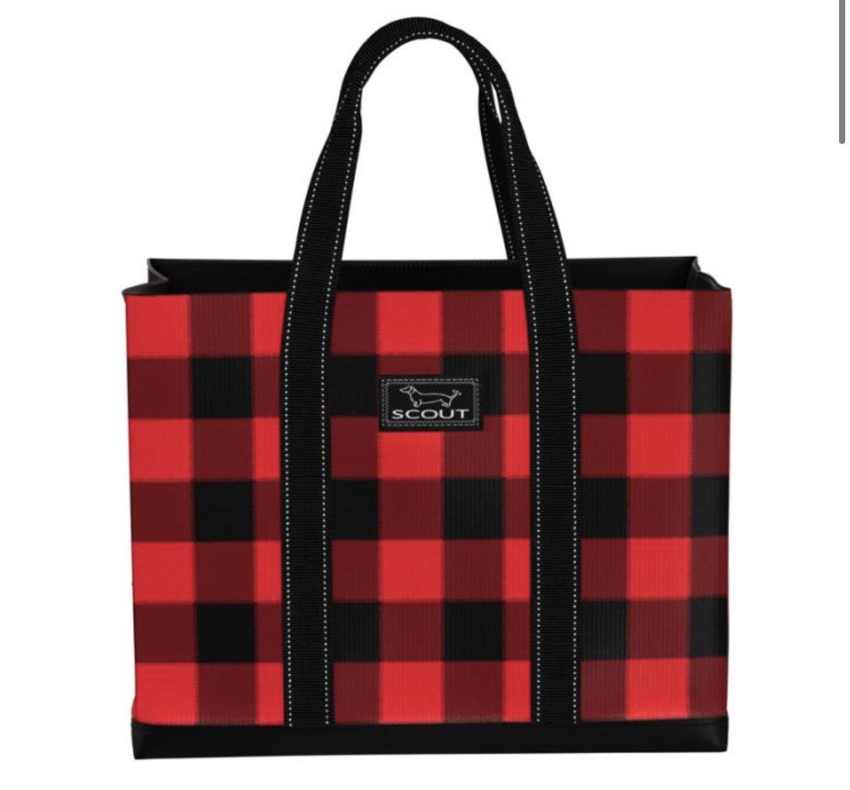 Scout Bags Original Deano-Flanel No. 5