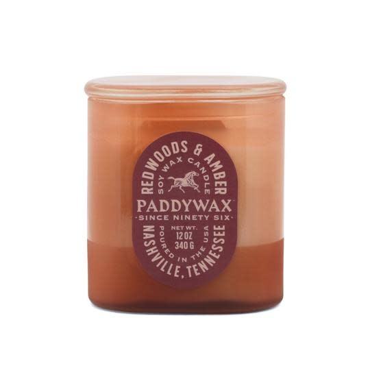 Paddywax Vista Redwoods & Amber Candle