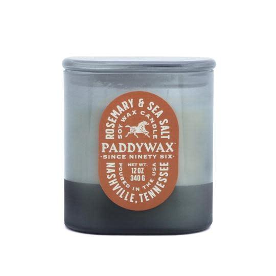 Paddywax Vista Rosemary & Sea Salt Candle