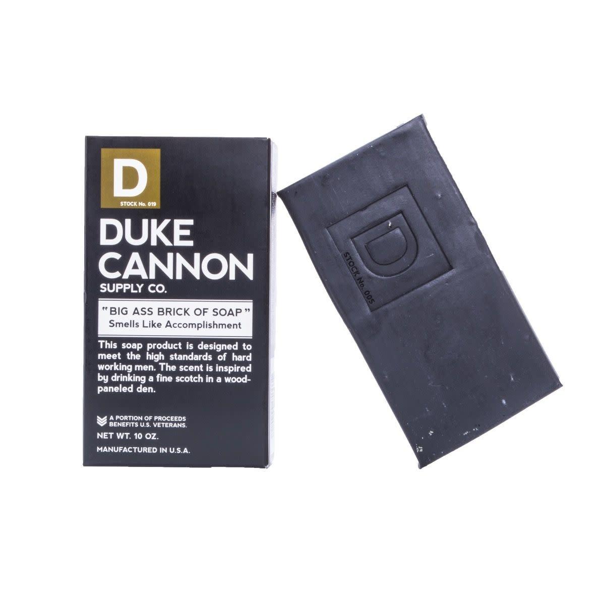 Duke Cannon Limited Edition Accomplishment Big Ass Brick of Soap