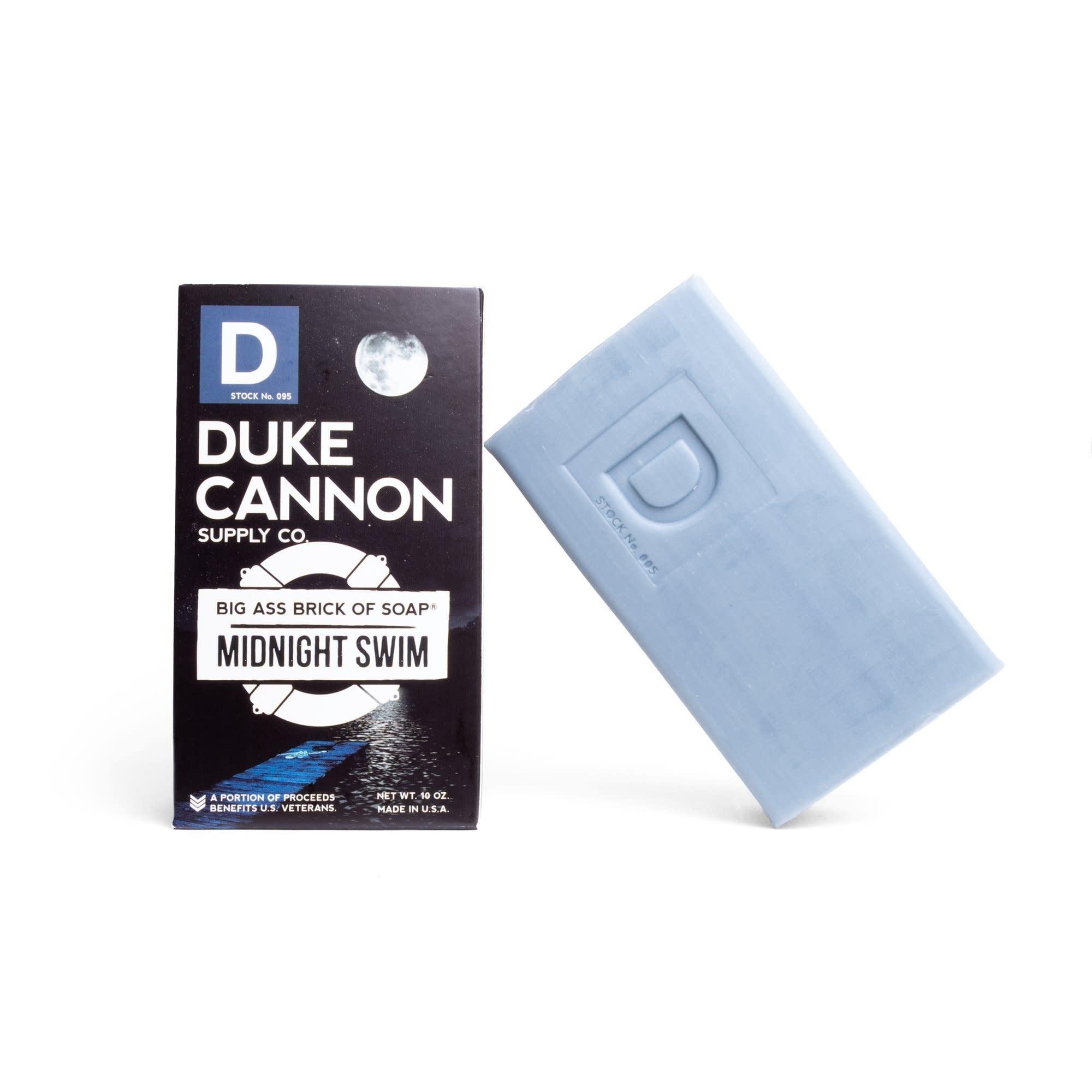 Duke Cannon Midnight Swim Big Ass Brick of Soap