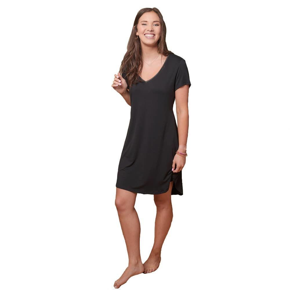 Faceplant Faceplant Bamboo Claire Nightgown
