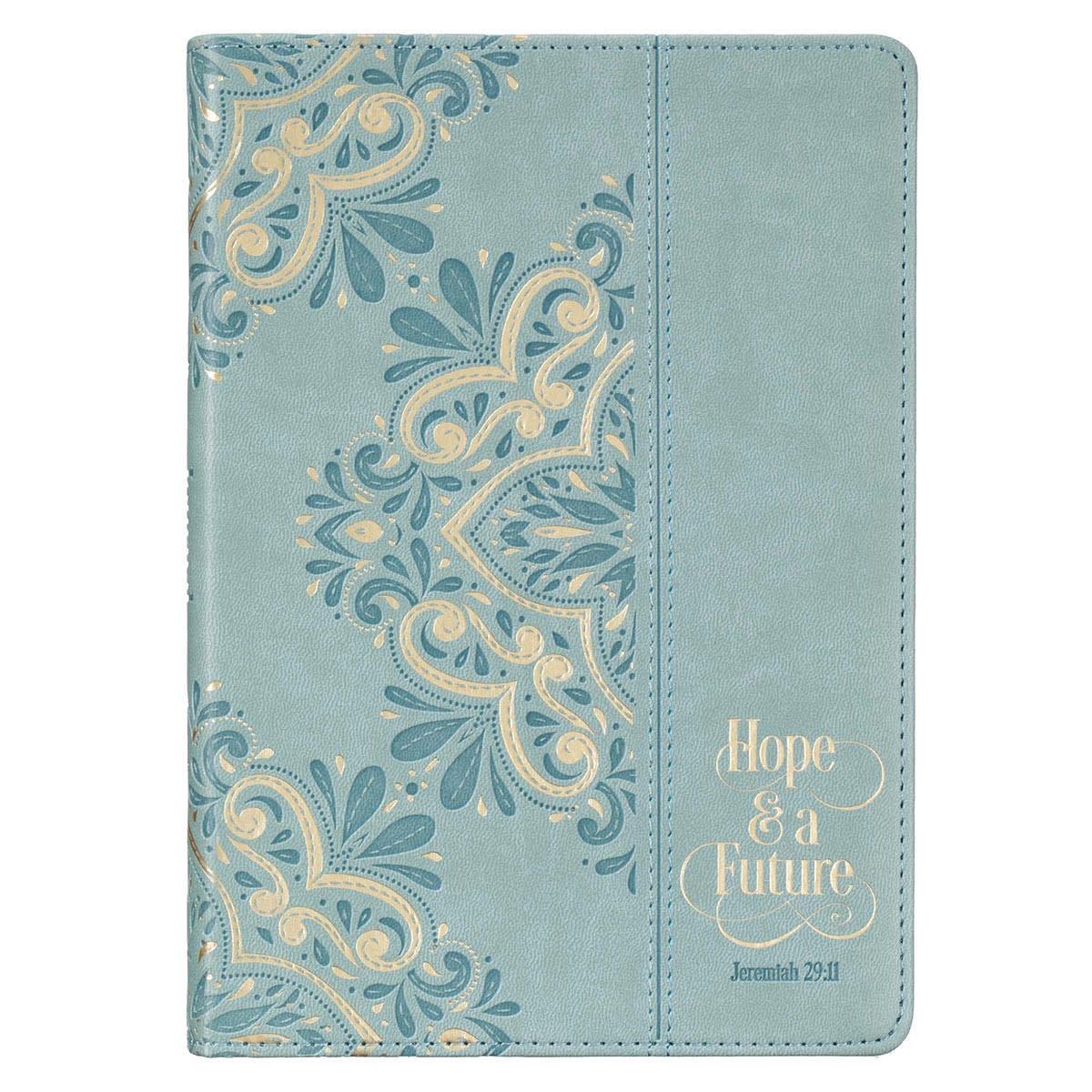 Christian Art Gifts Hope & A Future Journal