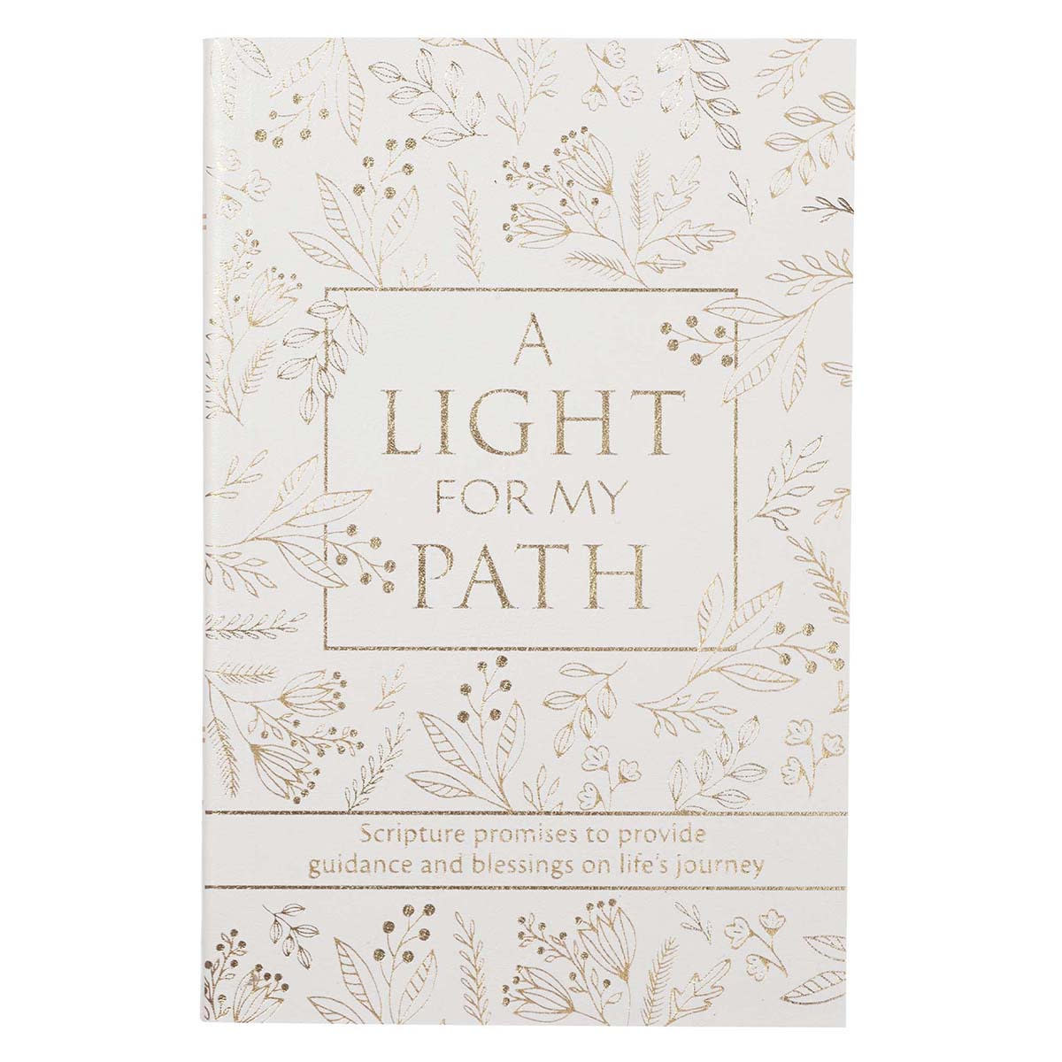Christian Art Gifts A Light for My Path Book