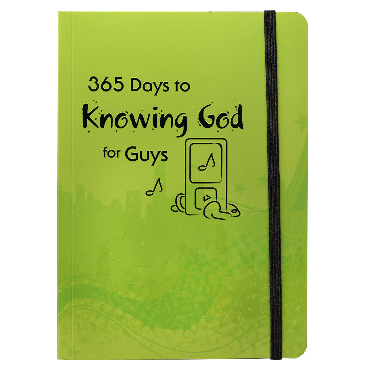 Christian Art Gifts 365 Days to Knowing God for Guys