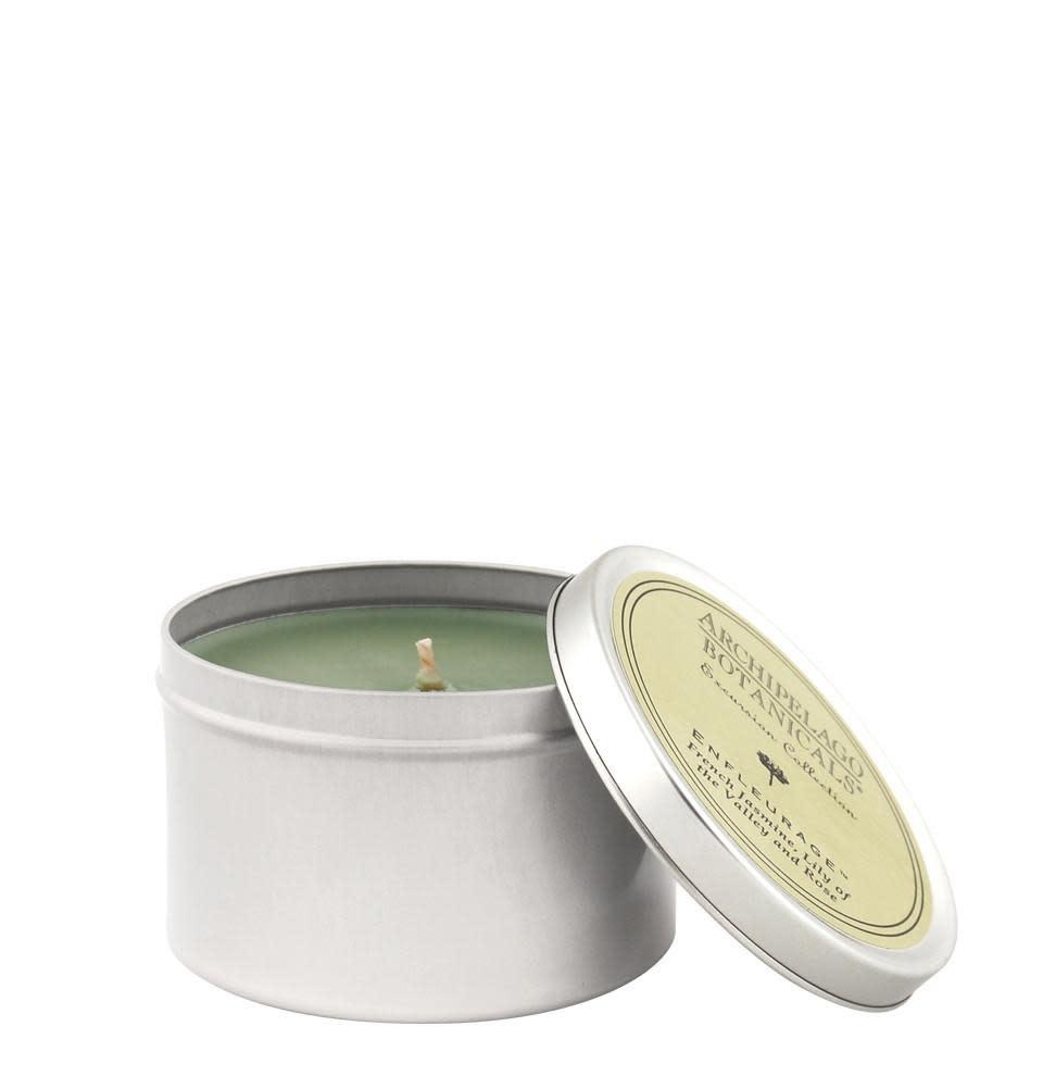 Archipelago Enfleurage Travel Tin Candle
